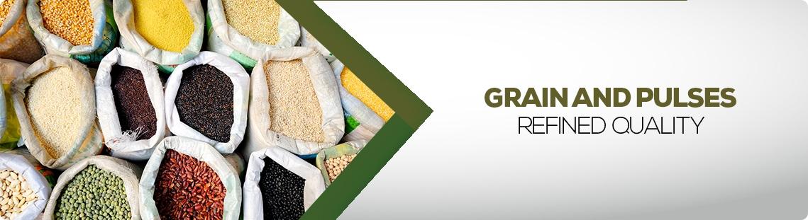 Grains & Pulses