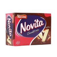 Bisconni Novita Wafers Chocolate (Pack Of 6)
