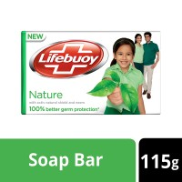 Lifebuoy Nature Soap - 112gm