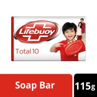 Lifebuoy Total 10 Soap 115g
