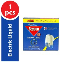 Baygon Electric Liquid Anti-Mosquitoes Refill (30 Nights)
