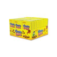 Choco Bisco Chocolate Coated Biscuit balls 24Pcs