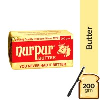 Nurpur Butter - 200gm