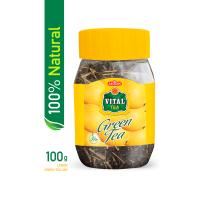 Vital Green Tea Jar - 100gm