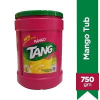 Tang Drinking Powder Mango Tub - 750gm
