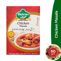 Mehran Chicken Masala - 50gm