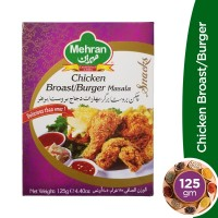 Mehran Chicken Broast/Burger Masala - 125gm