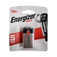 Energizer Max Alkaline Battery - 9 Volt
