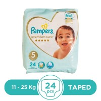 Pampers Premium Care 11 To 25kg - 24Pcs