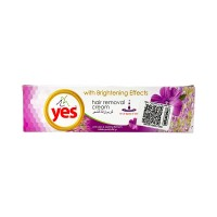 Yes Hair CR-Jasmine Remover Cream - 120gm