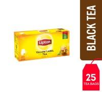 Lipton Yellow Label Tea Bags (Pack of 25)