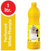 Finis Daily Mop Perfumed White Phenyle - 1Ltr
