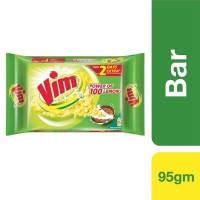 Vim Dishwash Soap Lemon and Pudina - 90gm