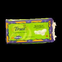Trust Thicks Regular Long Stick ons (Pack of 10)