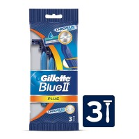 Gillette2 Disposable Razor (Pack of 3)
