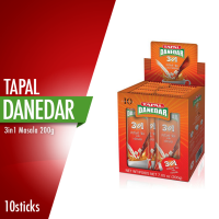 Tapal Danedar Masala Tea 3 in 1 (Pack of 10)