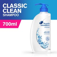 Head & Shoulders Shampoo Classic Clean -700ml