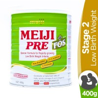 Meiji PRE Powder Milk - 400gm