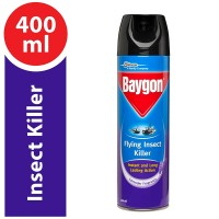 Baygon Aerosol Flying Insect (Blue) - 400ml