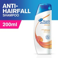 Head and Shoulder Anti Hairfall Shampoo - 200ml
