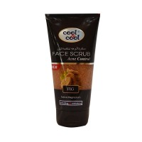 Cool and Cool Acne Control Face Scrub For Men (Fig Active Magnesium) - 150ml