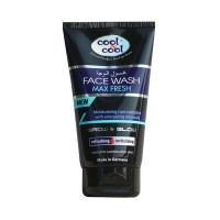 Cool and Cool Face Wash Gel For Men - 150ml