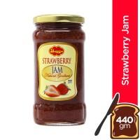 Shezan Strawberry Jam - 440gm