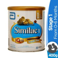 Similac 1 Infant Formula (0-6 Months) - 400gm