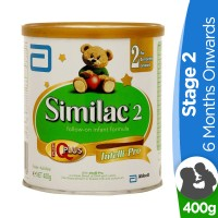 Similac 2 follow-up formula (6 months onward) - 400g