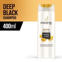 Pantene Deep Black Shampoo - 400ml