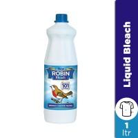 Robin New Liquid Bleach - 1Ltr
