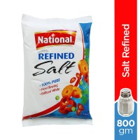 National Refined Salt - 800gm