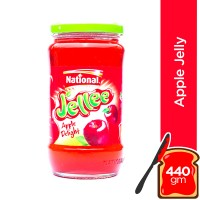National Apple Jelly - 440gm