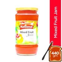 National Mixed Fruit Jam - 440gm