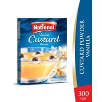 National Vanilla Custard Powder - 300gm