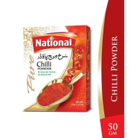 National Chilli Powder - 50gm