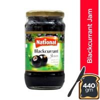 National Blackcurrant Jam - 440gm