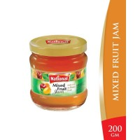 National Mix Fruit Jam - 200gm