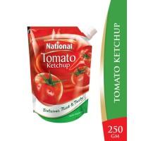 National Tomato Ketchup - 250gm
