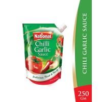 National Chilli Garlic Sauce - 250gm