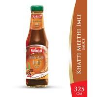 National Khatti Meethi Imli Sauce - 325gm