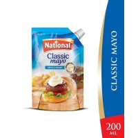 National Classic Mayo - 200gm
