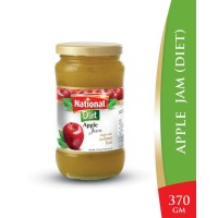 National Diet Apple Jam - 370gm