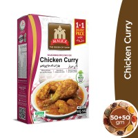 Malka Chicken Curry Masala - 100gm