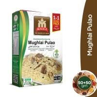 Malka Mughlai Pulao Masala - 100gm