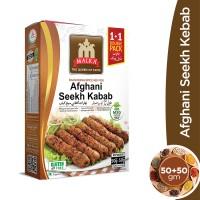 Malka Afghani Seekh Kabab Masala - 100gm