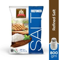 Malka Refined Salt - 800gm