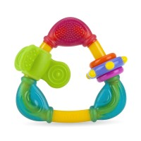 Nuby Spin N Teethe PlayFul Teether (3+m)