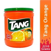 Tang Orange Drinking Powder Tub - 2.4kg