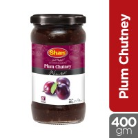 Shan Plum Chutney 400gm